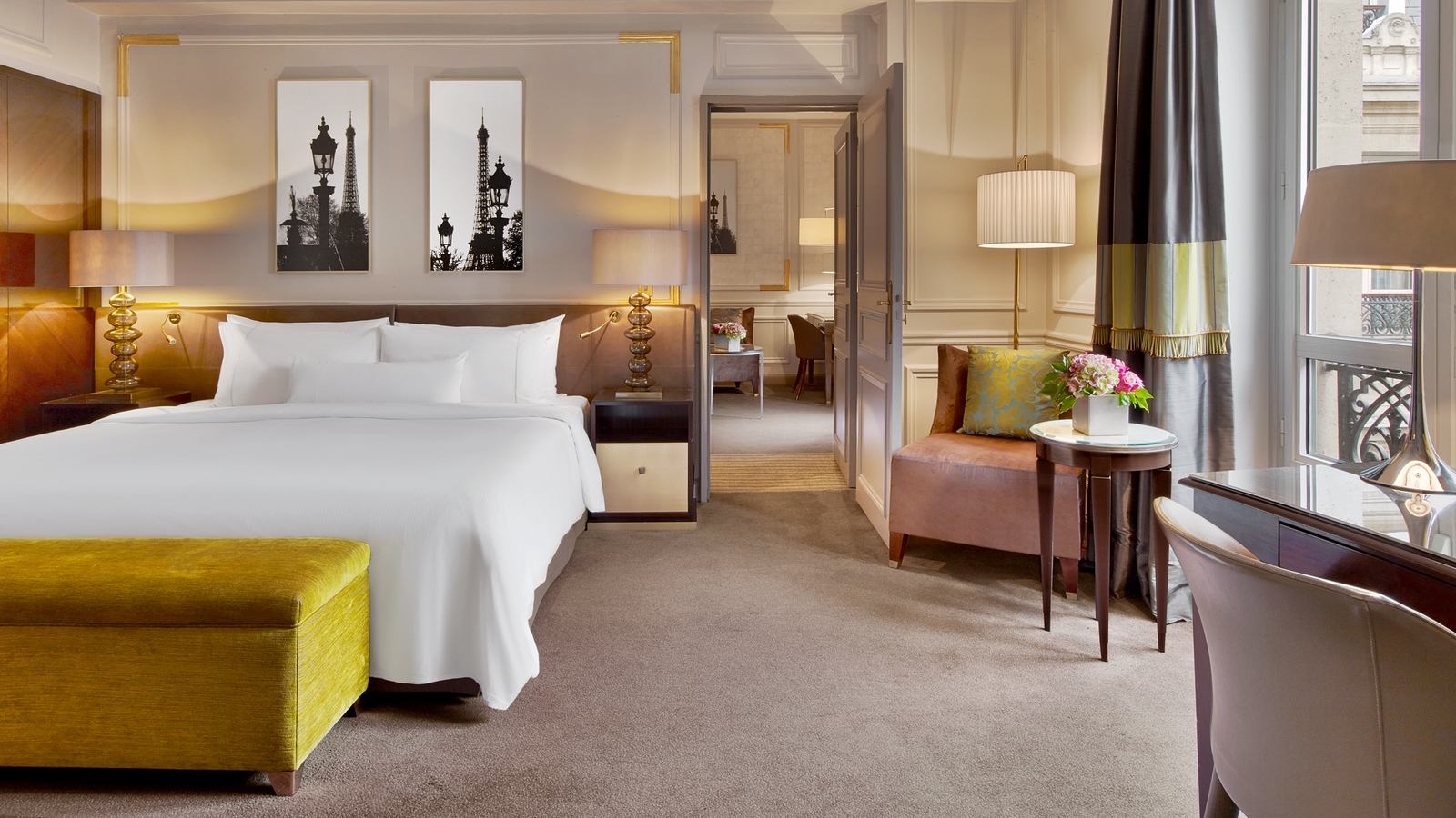 Prestige & Ambassador Suites in The Westin Paris - Vendôme