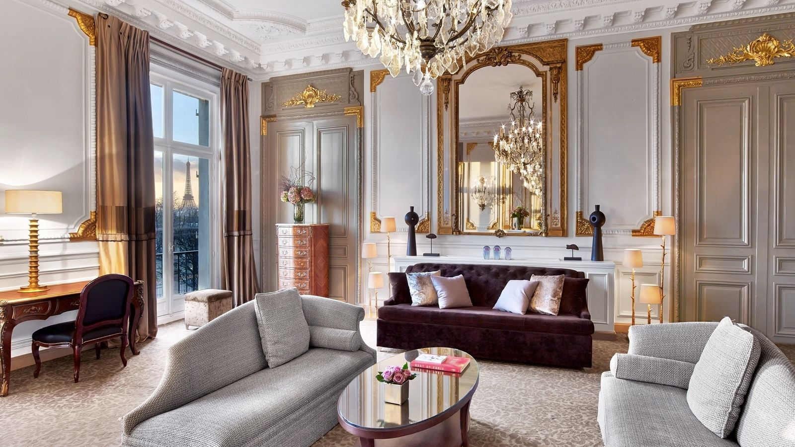 Royal Suite in The Westin Paris - Vendôme