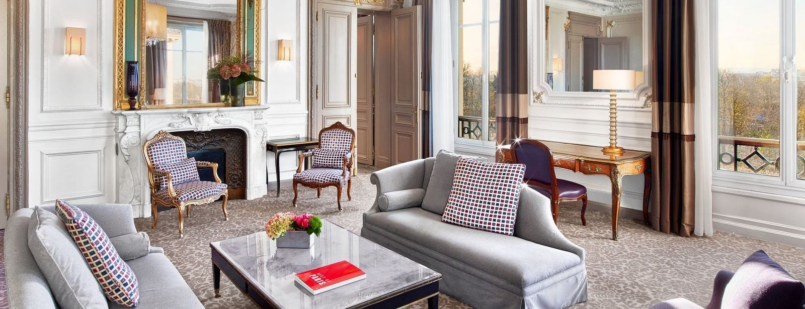 Presidential Suite in The Westin Paris - Vendôme